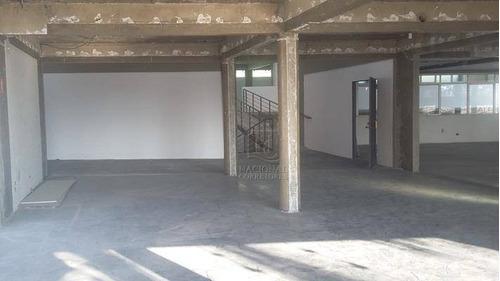 Prédio  Comercial Para Locação, Vila Valparaíso, Santo André. - Pr0051