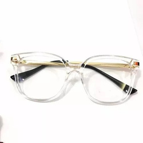 5696e858e Oculos De Grau Feminino Na Cor Branco - Óculos no Mercado Livre Brasil