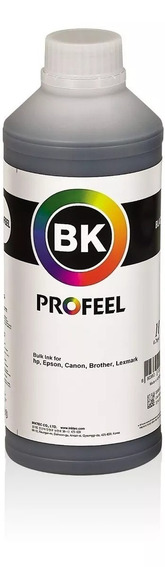 Tinta Pigmentada Profeel Inktec Hp Pro8100/8600/8610/71101lt
