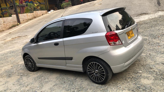 Chevrolet Aveo Gti Limited Cc1.600 Mecánico