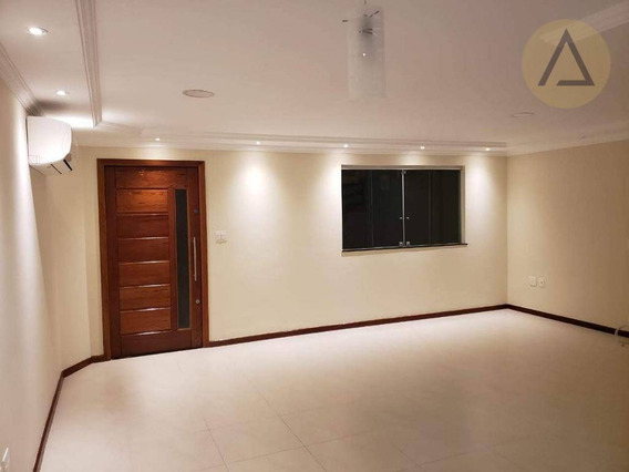 Casa Com 3 Dormitórios Para Alugar Por R$ 1.500/mês - Granja Dos Cavaleiros - Macaé/rj - Ca0959