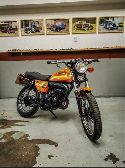 Suzuki Ds 80