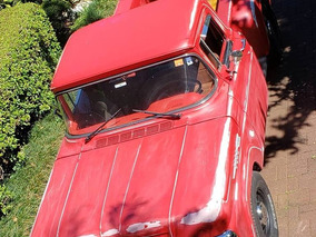 Ford F100 1963 Sprint Diesel 6 Cil