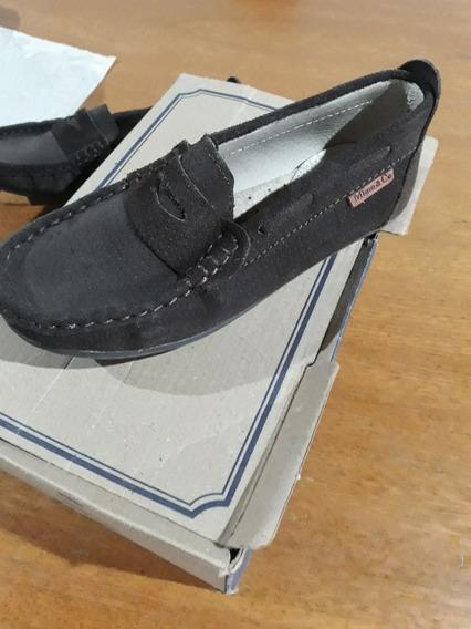 Zapatos Informales. Mocasines Para Niños Marca Mimo Talle 30