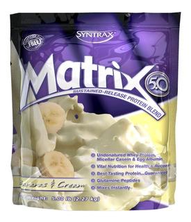 Matrix 5.0 Protein Blend 2,270 Kg - Syntrax