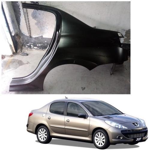 Imagen 1 de 5 de Guardabarro Trasero Izquierdo Peugeot 207 4 Puertas Original