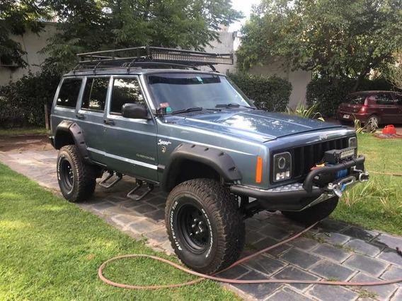 Jeep Cherokee Sport Muchos Accesorios