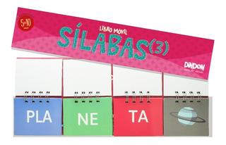 Libro Móvil De 3 Silabas - Material Montessori