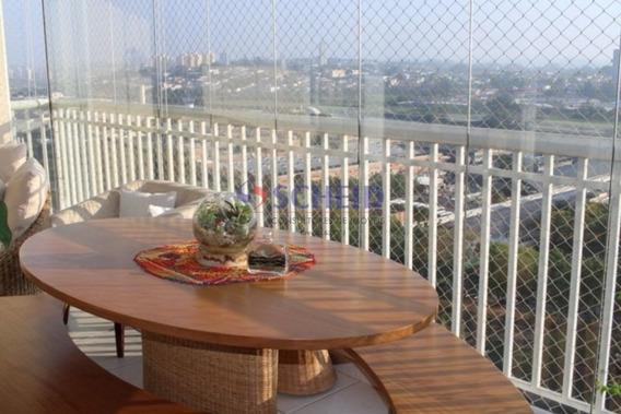 Oportunidade, Apartamento Com 132m² 3 Dormitórios Sendo 1 Suíte, Sacada Gourmet, 2 Vagas , Deposito - Mr68237