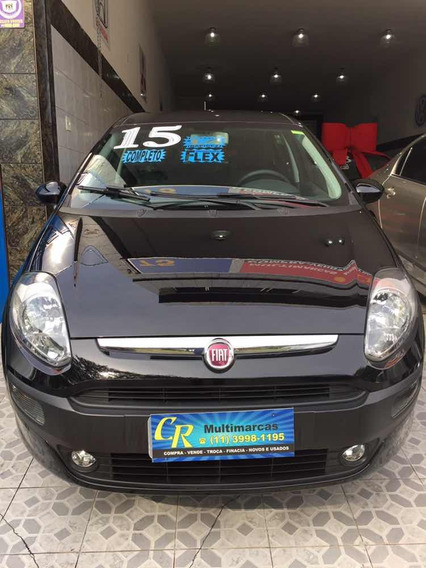 Fiat Punto 1.4 Attractive Flex 4p 2015