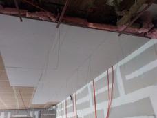 Servicio En Tablaroca Acústica Para Pisos, Muros Y Plafones