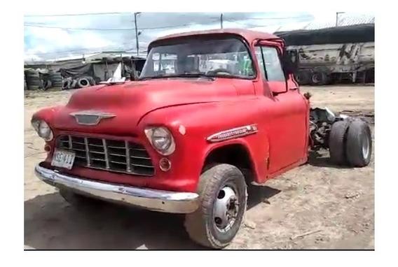 Chevrolet 1955 Apache