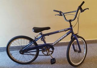 Bicicleta Dolphin Xs 200 Rodado 20 Color: Azul
