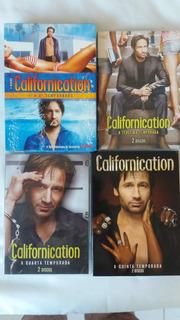 Californication - Série - 1ª A 5ª Temporadas