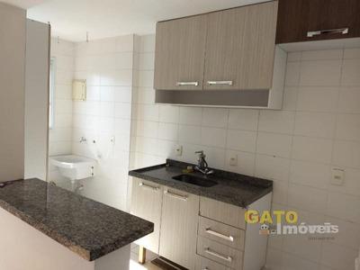 Apartamento Para Venda Em Cajamar, Portais (polvilho), 2 Dormitórios, 1 Banheiro, 1 Vaga - 18711