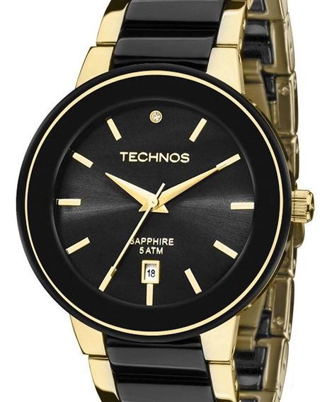 Relógio Technos Feminino Ceramica 2115krs/4p - Nfe