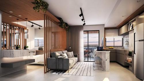 Studio Com 1 Dormitório À Venda, 20 M² Por R$ 262.509 - Vila Madalena - São Paulo/sp - 14148