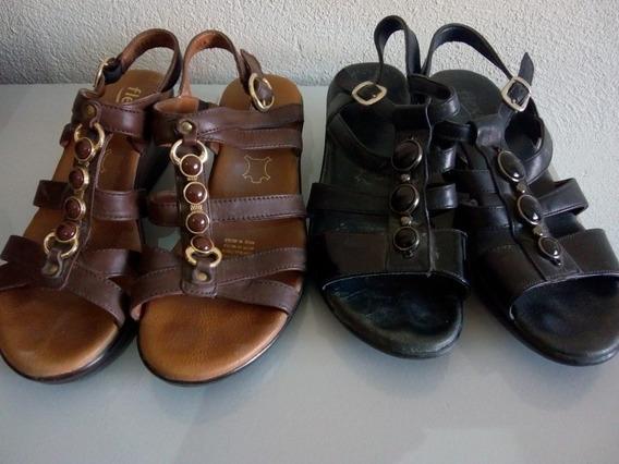 Zapatos Flexi Para Dama #4 Y #3.5