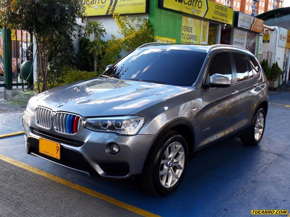 Bmw X3 Xdrive 35i 4x4 Ct