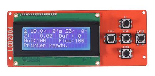 Imagen 1 de 8 de 2004 Lcd Smart Display Módulo Controlador De Pantalla Con C