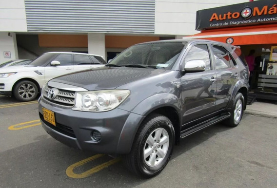 Toyota Fortuner Exelente Estado, Impecable
