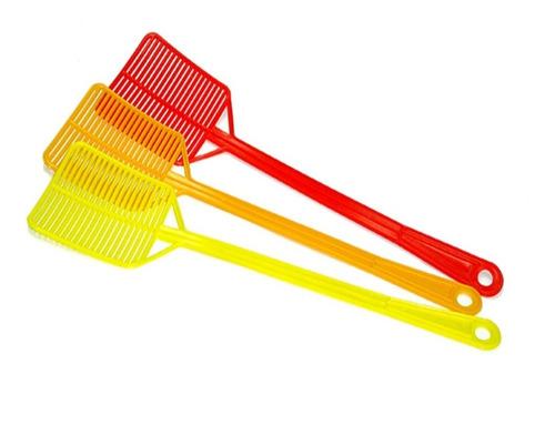 Mata Mosca Plastico - Kit Com 12 Unidades