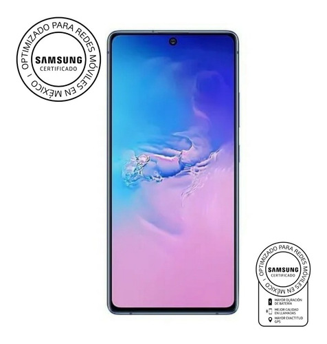 Celular Samsung Galaxy S10 Lite 128gb Ram 6gb S Amoled Nuevo