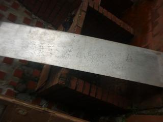 Lamina De Aluminio Liso175 X 41ctmts De 3 Mm Galpon,empresa,