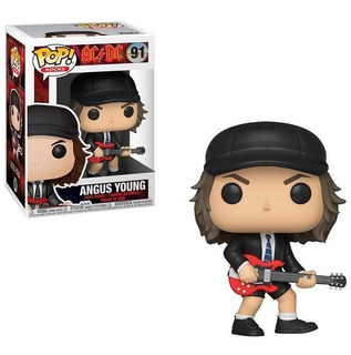 Funko Pop Rocks Ac/dc-angus Young C/chase 36318