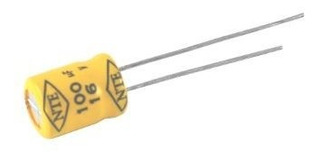 Nte Electronica Serie Npr10 M25 Npr Condensador No Polarizad
