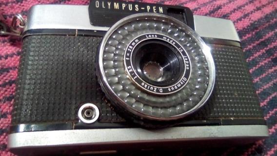 Camera Olympus Pen Ee-2 Para Restauro Decoração Coleção