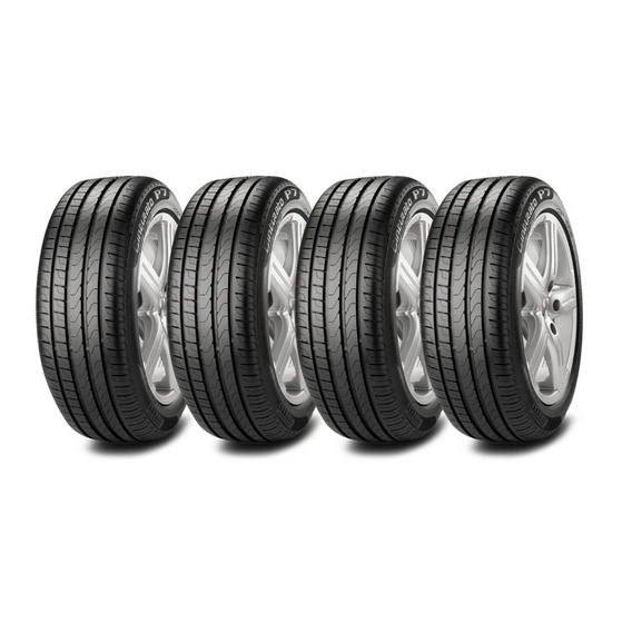 Kit X4 Pirelli 235/40/18 P7 Cinturato 95w Neumen Ahora18