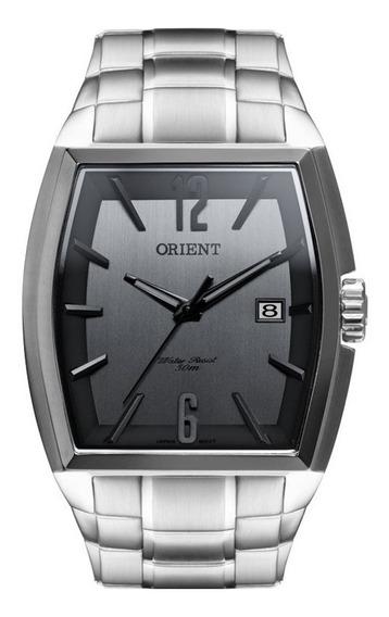 Relógio Orient Masculino Gbss1050 Prata