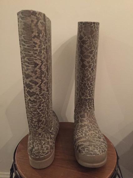 Botas De Lluvia Crocs Bicha Nuevas Talle 40