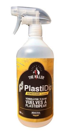 Removedor De Pintura Plastica Plastidip The Killer