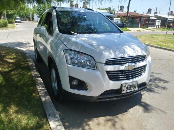 Chevrolet Tracker 1.8 Ltz+ Awd At 140cv 2013