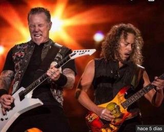 Entradas Galería Metallica