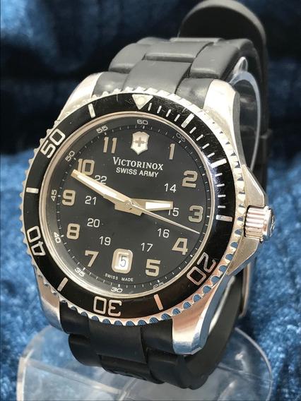 Relógio Victorinox Máquina Igual Do T A G Confira Na Foto 10