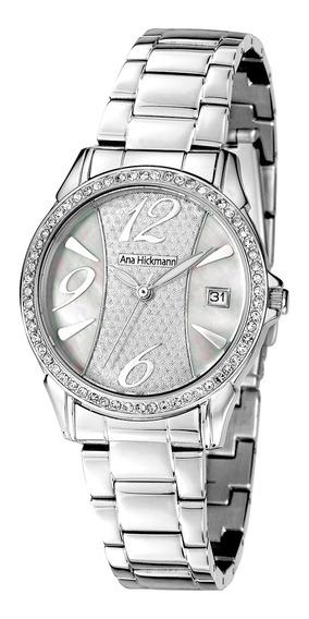 Relógio Ana Hickmann - Analógico - Social - Ah28544q
