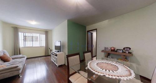 Apartamento Com 3 Dormitórios E 2 Vagas De Garagem - Vila Olímpia - Ap11025