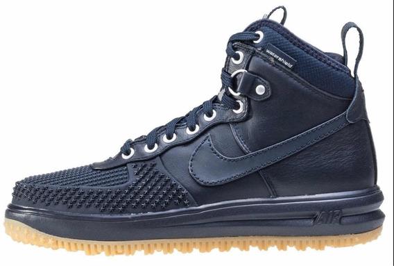 Nike Botas Lunar Force 1 Lf1 Originales Talle 5,5 Y 24 Cm
