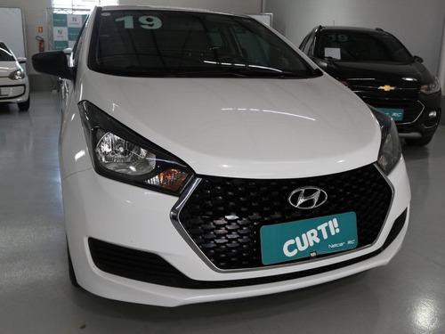 Hyundai Hb20s Unique 1.0 12v Flex 4p