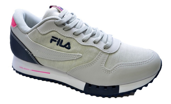 Zapatillas Fila Urbanas Euro Jogger Sport W Mujer Abc Dep