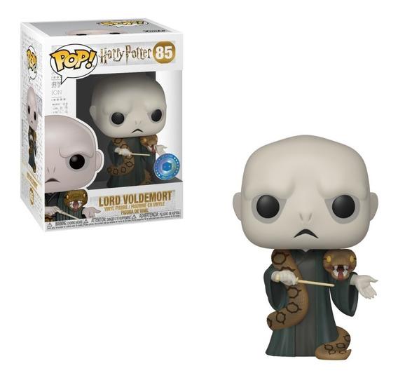 Funko Lord Voldemort Nagini *ex* 85 Pop Harry Potter 6