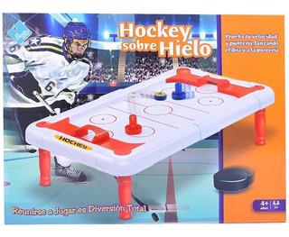 Juego Mesa Tejo Hockey Sobre Hielo New Toy Cod 7243 Bigshop