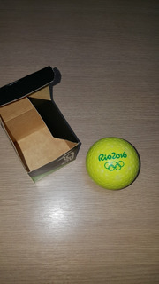 Bola Hoquei Oficial Olimpiadas Rio 2016 - Nova Na Caixa!