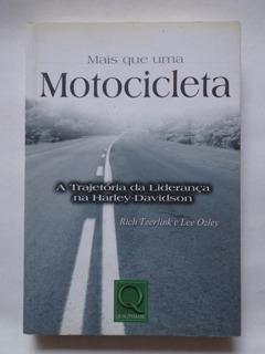 Mais Que Uma Motocicleta - Rich Teerlink
