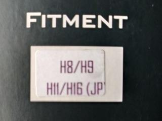 Led H7 H11 9005 Premium Chip Fx-csp Alta O Baja 10000lm