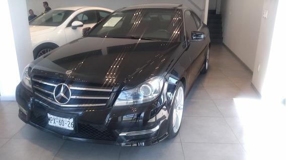 Mercedes-benz Clase C C350 Coupe Sport 2013