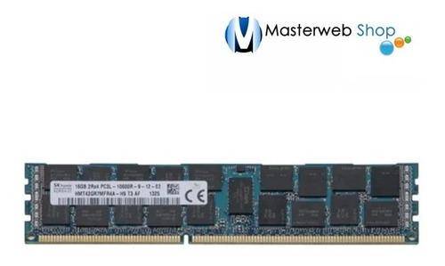 Memoria Ddr3 2rx4 Pc3l 10600r (16gb)
